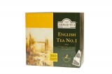 Ahmad English Tea No1 (100x2g bz)
